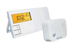 Bezdrátové RF termostaty