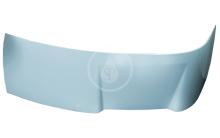 Čelní panel k vaně Asymmetric 1500 mm, levý, bílá