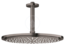 Grohe Hlavová sprcha 310, sprchové rameno 142 mm, 1 proud, tmavý grafit 26067A00