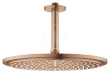 Grohe Hlavová sprcha 310, sprchové rameno 142 mm, 1 proud, kartáčovaný Warm Sunset 26067DL0