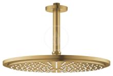 Grohe Hlavová sprcha 310, sprchové rameno 142 mm, 1 proud, kartáčovaný Cool Sunrise 26067GN0