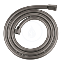 Grohe Hadice Silverflex sprchová hadice 1750 mm, tmavý grafit 28388A00