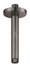 Grohe Stropní sprchové rameno 142 mm, Hard Graphite 28724A00