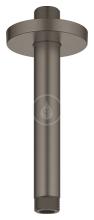 Grohe Stropní sprchové ramemo 142 mm, kartáčovaný Hard Graphite 28724AL0