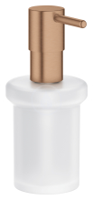 Grohe Essentials Dávkovač tekutého mýdla, kartáčovaný Warm Sunset 40394DL1