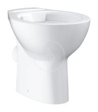 Grohe Bau Ceramic Stojící WC, rimless, alpská bílá 39430000