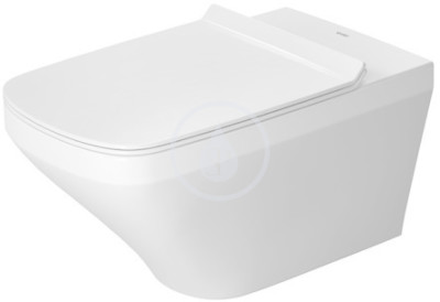Závěsné WC Compact, s WonderGliss, bílá