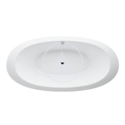Vana, 2030 x 1020 mm, bílá - s rámem, sensorové ovládání, vzduchová a vodní masáž, LED osvětlení