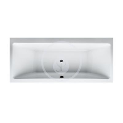 Vana, 1800 x 800 mm, bílá - s rámem, sensorové ovládání, vzduchová a vodní masáž, LED osvětlení