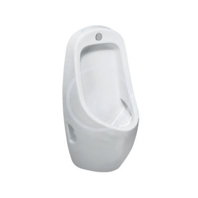 Urinál, 395 x 360 mm, bílá - standardní provedení