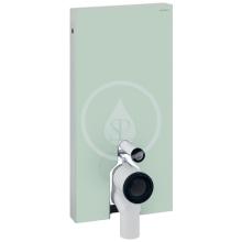 Geberit Sanitární modul pro stojící WC, 101 cm, spodní přívod vody, mátově zelená 131.002.SL.5