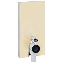 Geberit Sanitární modul pro stojící WC, 101 cm, boční přívod vody, písková 131.003.TG.5