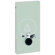 Geberit Monolith Sanitární modul pro závěsné WC, 101 cm, spodní přívod vody, mátově zelená 131.021.SL.5