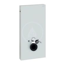 Geberit Monolith Sanitární modul pro závěsné WC, 101 cm, boční přívod vody, bílá 131.022.SI.5