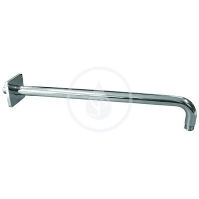 Sprchové rameno nástěnné, 420 mm, nerezová ocel