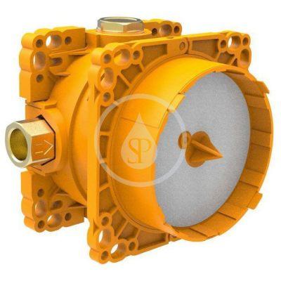 Montážní těleso Simibox Light pro podomítkové baterie, bez uzavíracího ventilu
