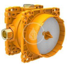 Montážní těleso Simibox Light pro podomítkové baterie, s uzavíracím ventilem
