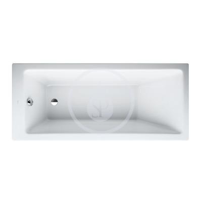 Vana, 1600x700 mm, bílá