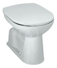 Laufen Stojící WC, 470x360 mm, s LCC, bílá H8219574000001