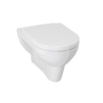 Závěsné WC, 560x360 mm, s LCC, bílá