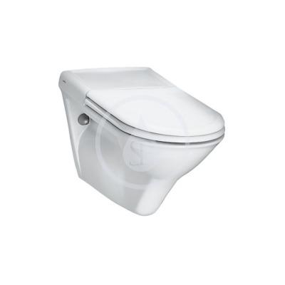 Závěsné WC, 700x360 mm, bílá