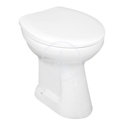 Stojící WC, 465x365 mm, bílá