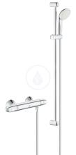 Grohe Grohtherm 1000 Termostatická sprchová baterie se sprchovou soupravou 900 mm, chrom 34256004