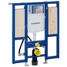 Geberit Duofix Montážní prvek pro závěsné WC, 112 cm, splachovací nádržka pod omítku Sigma 12 cm, bezbariérový, pro podpěry 111.375.00.5