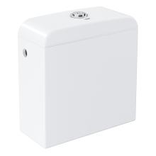 Grohe Euro Ceramic Splachovací nádrž, 382x171 mm, boční napouštění, alpská bílá 39333000