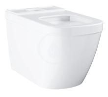 Grohe Euro Ceramic WC kombi mísa, rimless, Triple Vortex, alpská bílá 39338000