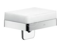 Axor Universal Dávkovač tekutého mýdla a polička, chrom 42819000