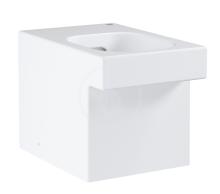 Grohe Cube Ceramic Stojící WC, rimless, PureGuard, alpská bílá 3948500H