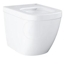 Grohe Euro Ceramic Stojící WC, rimless, Triple Vortex, PureGuard, alpská bílá 3933900H