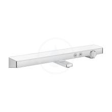 Hansgrohe ShowerTablet Select Termostatická vanová baterie 700, bílá/chrom 13183400