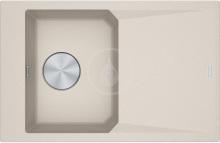 Franke FX Fragranitový dřez FXG 611-78, 780x500 mm, sahara 114.0540.827