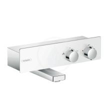 Hansgrohe ShowerTablet Vanový termostat 350, bílá/chrom 13107400