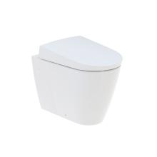 Geberit AquaClean Elektronický bidet Sela s keramikou, stojící, alpská bílá 146.173.11.1