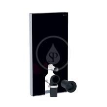 Geberit Sanitární modul pro stojící WC, 101cm, spodní přívod vody, černá 131.201.SJ.5