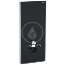 Geberit Monolith Plus Sanitární modul pro závěsné WC, 114 cm, spodní přívod vody, černá 131.231.SJ.5