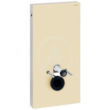 Geberit Monolith Sanitární modul pro závěsné WC, 101 cm, boční přívod vody, písková 131.022.TG.5