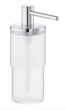 Grohe Atrio Dávkovač tekutého mýdla, sklo/chrom 40306003