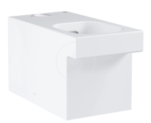 Grohe WC mísa kombi, rimless, PureGuard, alpská bílá 3948400H