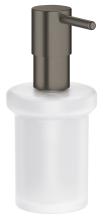 Grohe Essentials Dávkovač tekutého mýdla, kartáčovaný tmavý grafit 40394AL1