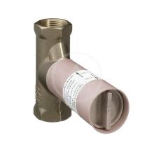 Axor Těleso 40 l/min pro uzavírací ventil pod omítku, keramika 16974180