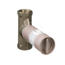 Axor Montážní tělesa Těleso 52 l/min pro uzavírací ventil pod omítku, vřeteno 16973180