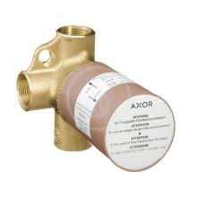 Axor Těleso pro Trio uzavírací a přepínací ventil pod omítku 16982180