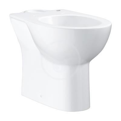 WC kombi mísa, alpská bílá