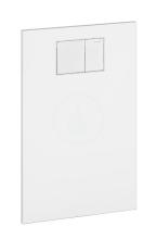 Geberit AquaClean Krycí deska se zabudovaným ovládáním pro bidetová sedátka, sklo/bílá 115.324.SI.1
