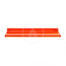 Laufen Polička na stěnu - standardní provedení, barva oranžová mandarinka H3853300820001