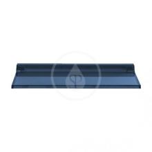 Laufen Polička na stěnu - standardní provedení, barva modrá H3853300830001